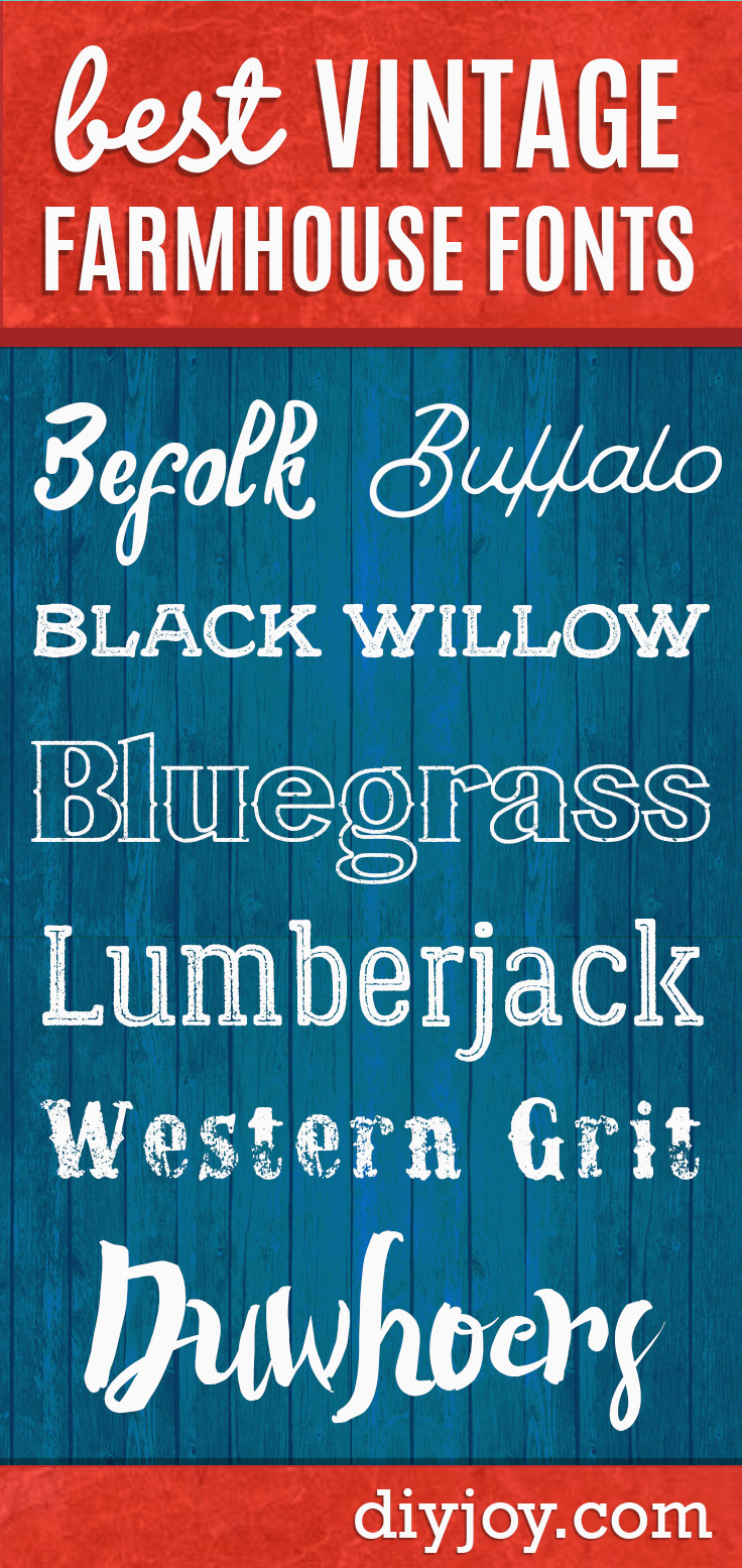 50 Free Fonts to Incorporate into Your DIY Projects – OBSiGeN