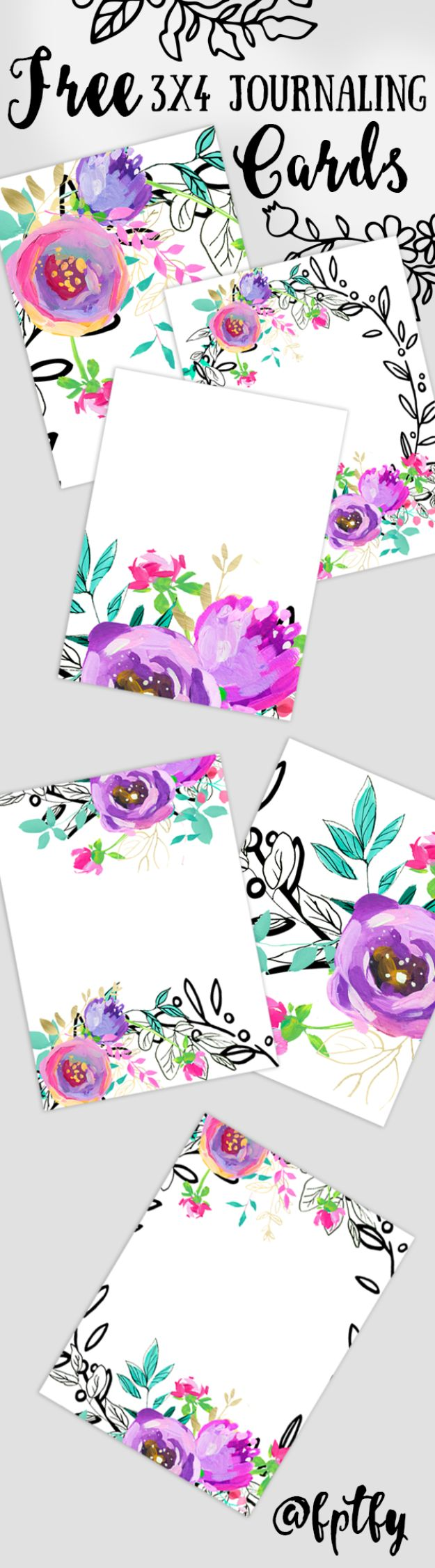 Best Free Printables for Crafts - Free Printable Journaling Cards - Quotes, Templates, Paper Projects and Cards, DIY Gifts Cards, Stickers and Wall Art You Can Print At Home - Use These Fun Do It Yourself Template and Craft Ideas for Your Next Craft Projects - Cute Arts and Crafts Ideas for Kids and Adults to Make on Printer / Printable http://diyjoy.com/best-free-printables-crafts