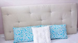 Don't Buy An Expensive Tufted Headboard— DIY An Easy $30 Version