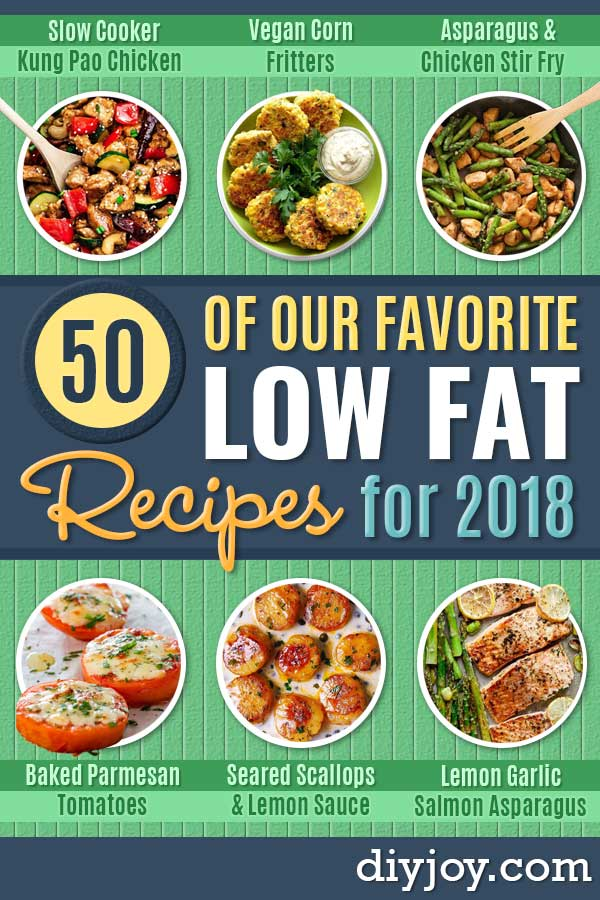 Best Lowfat Recipes - Easy Low fat and Healthy Recipe Ideas For Eating Well and Dieting, Weight Loss - Quick Breakfasts, Lunch, Dinner, Snack and Desserts - Foods with Chicken, Vegetables, Salad, Low Carb, Beef, Egg, Gluten Free #lowfat #recipes #lowfatrecipes #healthy #2018 http://diyjoy.com/best-lowfat-recipes
