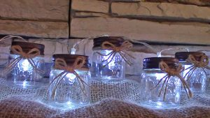 Repurpose Your Mason Jars Into String Lights For Less Than $5