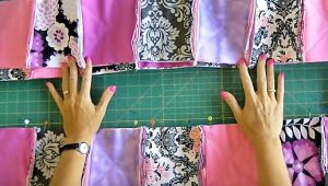 Sewing Project For Beginners: Rag Quilt