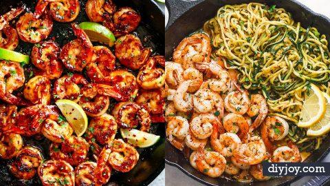 36 Best Shrimp Recipes | DIY Joy Projects and Crafts Ideas