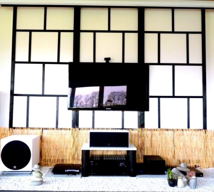Japanese DIY Ideas and Crafts Inspired by Japan - Japanese Inspired Wall Design - Boxes, Home Decorations, Room Decor, Fashion, Jewelry Tutorials, Wall Art and Gifts