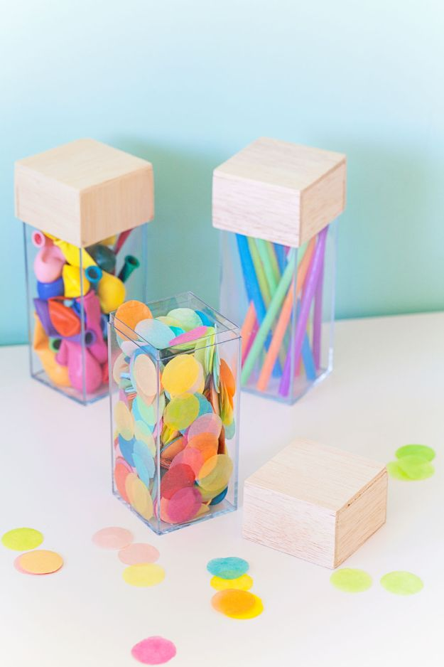 Easy DIY Crafts To Sell - Cheap Things to Make and Sell for Profit - Best Selling Etsy Shop Ideas You Can Make With Cheap Supplies - DIY Small Storage Boxes