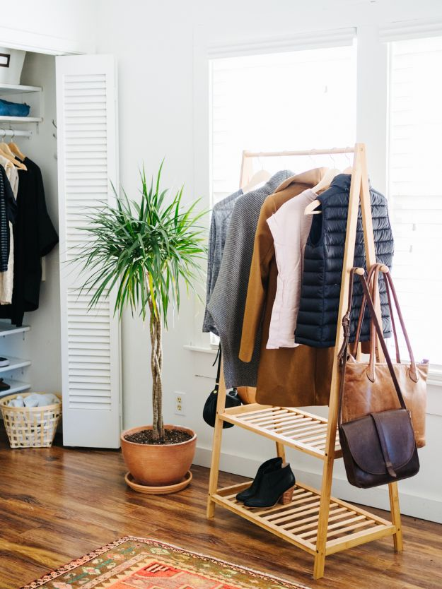 Closet Organization Ideas - Fancy Minimalism - DIY Closet Organizing Tutorials - Hacks, Tips and Tricks for Closets With Storage, Shoe Racks, Small Space Idea - Projects for Bedroom, Kids, Master, Walk in