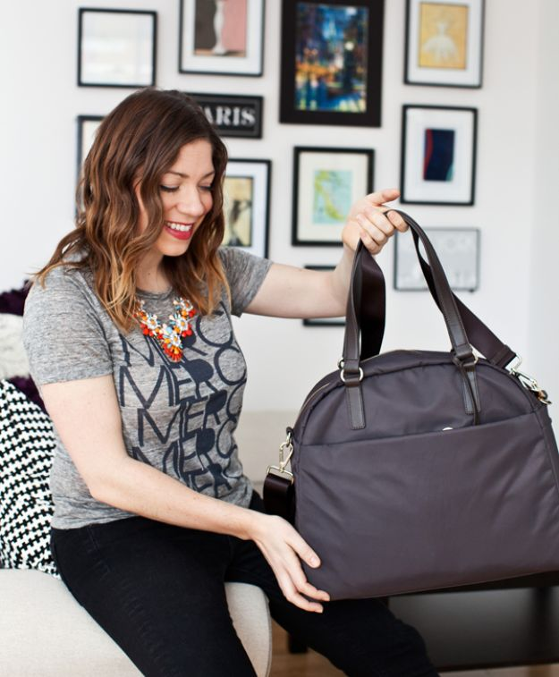 Pack The Perfect CPacking Hacks for Travel - Pack The Perfect Carry On - How to Pack and Fold Clothes, Save Space in Suitcase - Tips and Tricks for Shoes, Makeup, Toiletries, Carry On Luggage for Tripsarry On