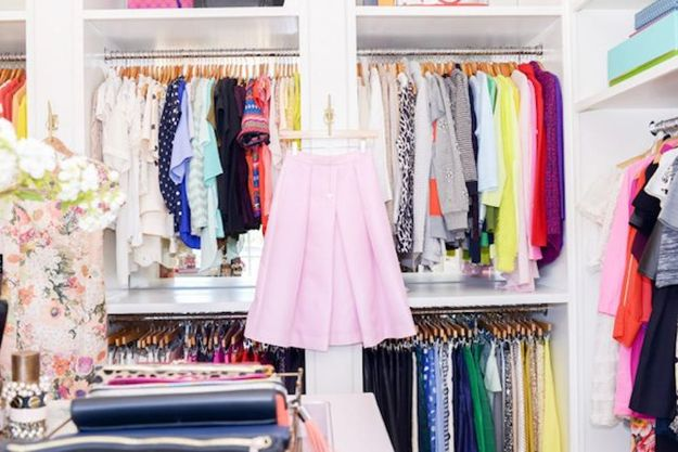 Closet Organization Ideas - Showcase Favorites - DIY Closet Organizing Tutorials - Hacks, Tips and Tricks for Closets With Storage, Shoe Racks, Small Space Idea - Projects for Bedroom, Kids, Master, Walk in
