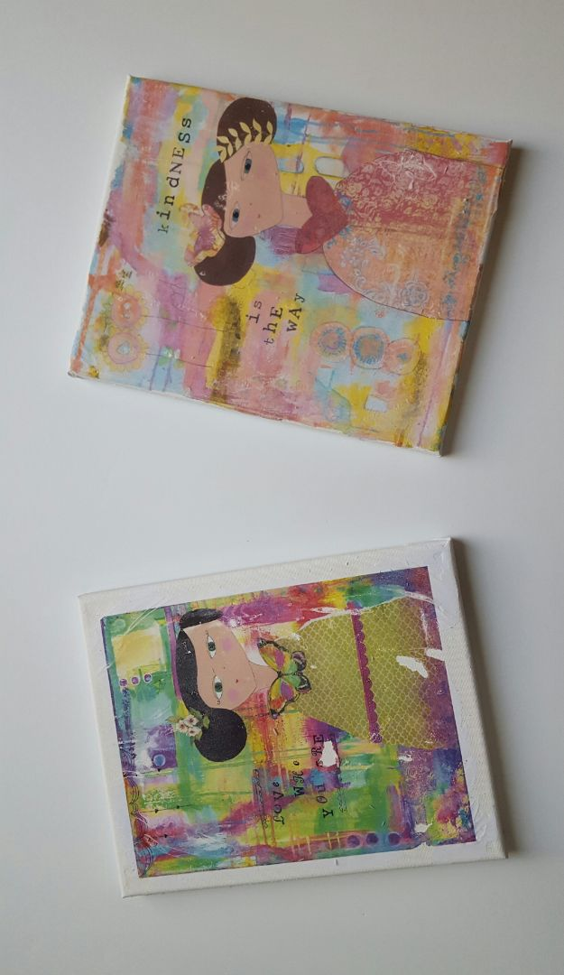 How to Transfer A Photo To Canvas - Easy Art Ideas for Photographs on Canvas - Cheap DIY Wall Decor Ideas on A Budget
