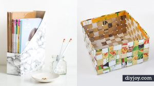 34 Cool DIY Ideas With Cereal Boxes