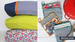 50 Sewing Projects for The Home