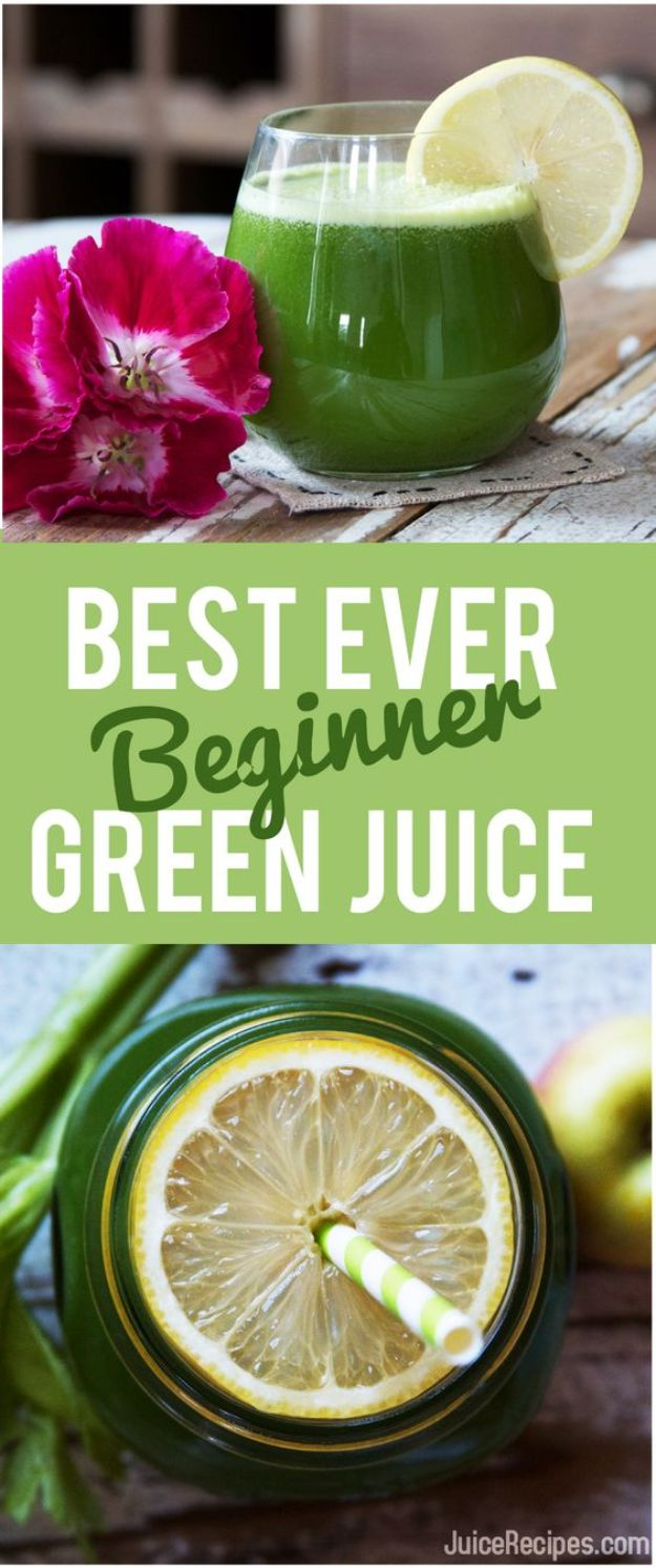 DIY Juice Recipes for Health, Detox and Energy - Beginner Green Juice - Juicing for Beginners With Fruit and Vegetables - Recipe Ideas and Mixes for Juices That Promote Weightloss, Help With Inflammation, For Cancer, For Skin, Cleanse and for Fat Burning - Try These for Kids, for Breakfast, Lunch and Post Workout
