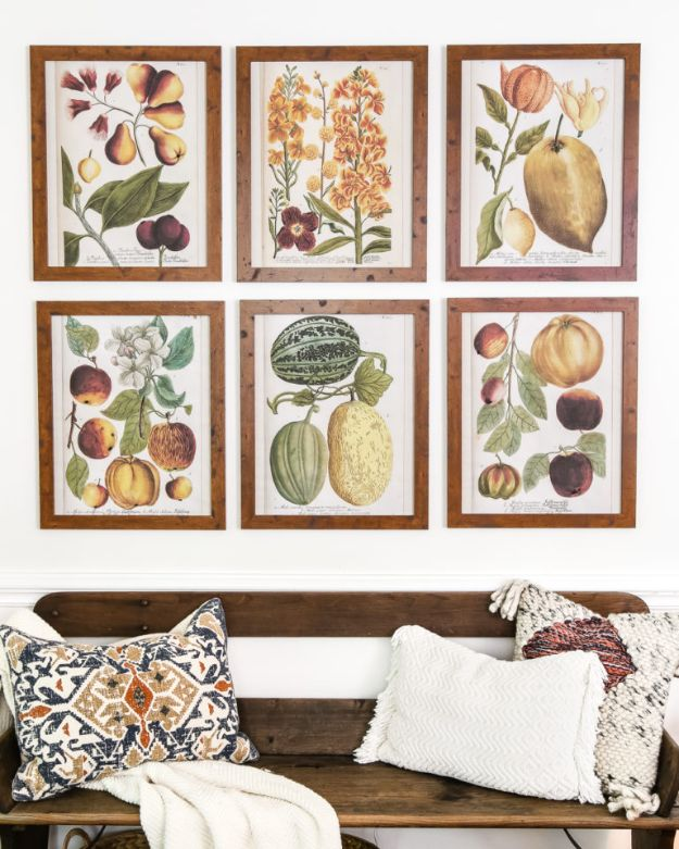 Free Printables For Your Walls - Botany Art Gallery - Easy Canvas Ideas With Free Downloadable Artwork and Quote Sayings - Best Free Prints for Wall Art and Picture to Print for Home and Bedroom Decor - Signs for the Home, Organization, Office - Quotes for Bedroom and Kitchens, Vintage Bathroom Pictures - Downloadable Printable for Kids - DIY and Crafts by DIY JOY #wallart #freeprintables #diyideas #diyart #walldecor #diyhomedecor #freeprintables