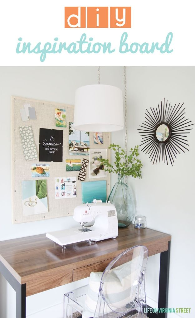 Craft Room Organization Ideas - DIY Inspiration Board - DIY Dollar Store Projects for Crafts - Budget Ways to Declutter While Organizing Supplies - Shelves, IKEA Hacks, Small Space Ideas