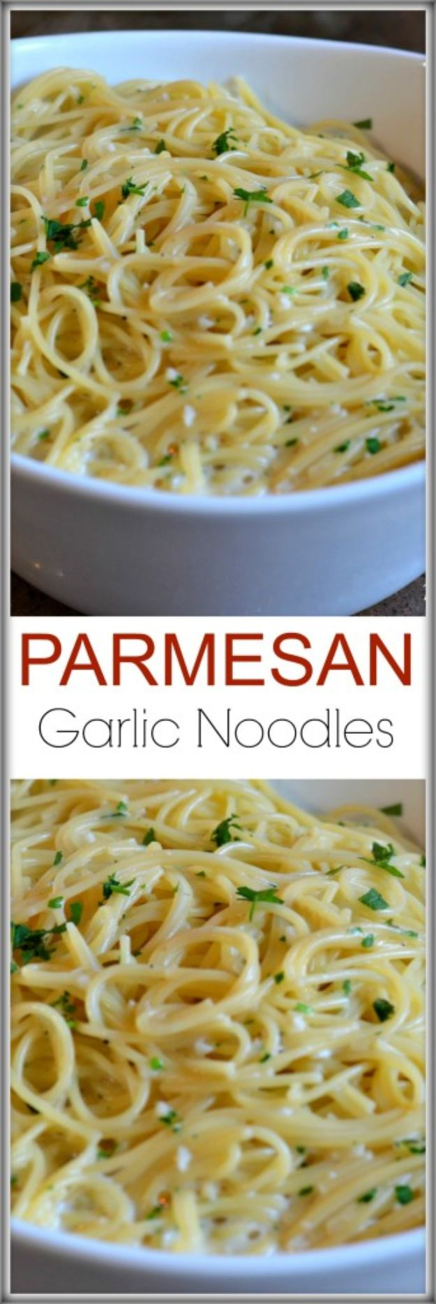 Best Recipes for the Cheese Lover - Parmesan Garlic Noodles - Easy Recipe Ideas With Cheese - Homemade Appetizers, Dips, Dinners, Snacks, Pasta Dishes, Healthy Lunches and Soups Made With Your Favorite Cheeses - Ricotta, Cheddar, Swiss, Parmesan, Goat Chevre, Mozzarella and Feta Ideas - Grilled, Healthy, Vegan and Vegetarian #cheeserecipes #recipes #recipeideas #cheese #cheeserecipe http://diyjoy.com/best-recipes-cheese-lover