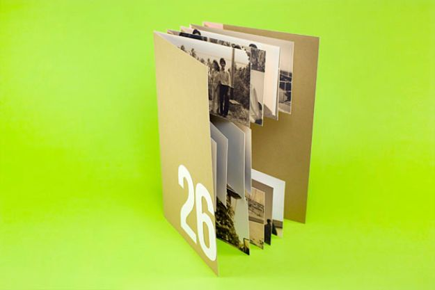 DIY Photo Albums - Photo Flip Flap Album - Easy DIY Christmas Gifts for Grandparents, Friends, Him or Her, Mom and Dad - Creative Ideas for Making Wall Art and Home Decor With Photos