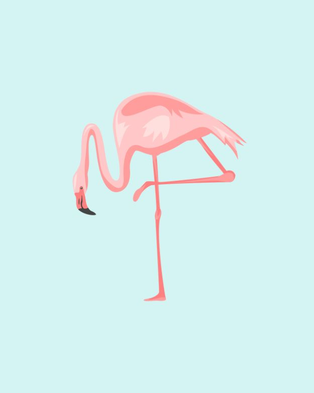 Free Printables For Your Walls - Pretty In Pink Flamingos - Easy Canvas Ideas With Free Downloadable Artwork and Quote Sayings - Best Free Prints for Wall Art and Picture to Print for Home and Bedroom Decor - Signs for the Home, Organization, Office - Quotes for Bedroom and Kitchens, Vintage Bathroom Pictures - Downloadable Printable for Kids - DIY and Crafts by DIY JOY #wallart #freeprintables #diyideas #diyart #walldecor #diyhomedecor #freeprintables