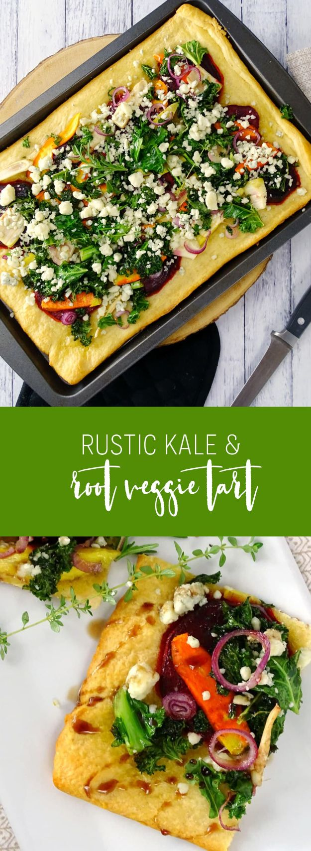 Best Kale Recipes - Rustic Kale and Root Vegetable Tart - Healthy Green Vegetable Cooking for Salads, Soup, Lunches, Stir Fry and Dinner - Kale Chips. Salad, Shredded, Cooked, Fresh and Sauteed Kale - Vegan, Vegetarian, Keto, Low Carb and Lowfat Recipe Ideas #kale #kalerecipes #vegetablerecipes #veggies #recipeideas #dinnerideas http://diyjoy.com/best-kale-recipes
