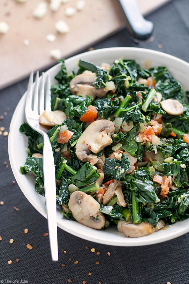 36 Kale Recipes That Will Add A Healthy Twist To Dinner