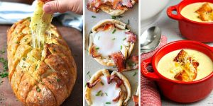 50 Cheese Recipes for the All The Cheese Lovers Out There