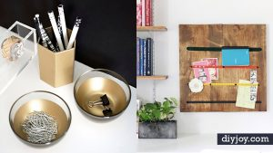 34 Amazing Crafts To Organize Your Life