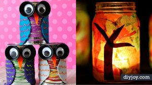 34 Fall Crafts for Kids