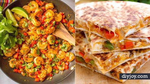 35 Best Mexican Food Recipes   DIY Joy Projects and Crafts Ideas