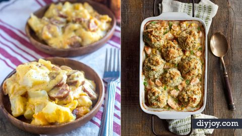 40 Best Casserole Recipes | DIY Joy Projects and Crafts Ideas