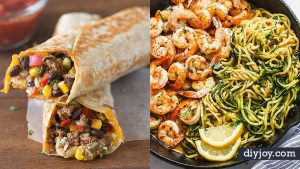 50 Easy Dinner Recipes To Try Tonight