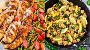 50 Easy Healthy Chicken Recipes