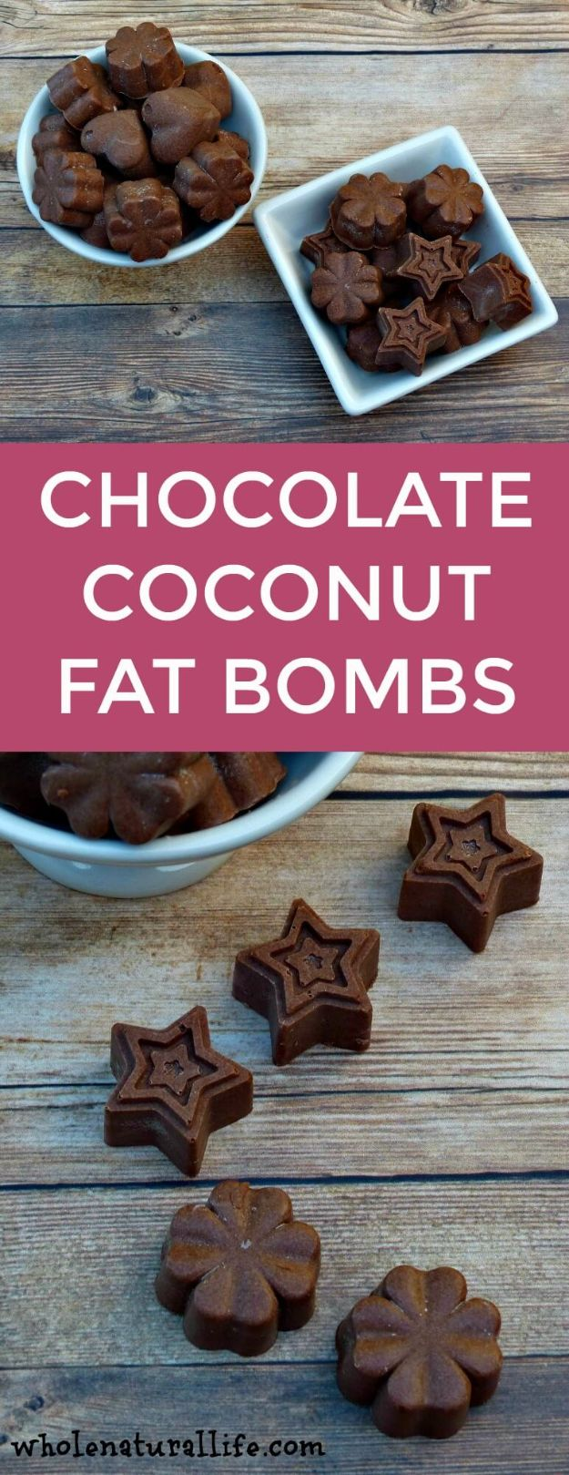 Keto Fat Bombs and Best Ketogenic Recipe Ideas to Make At Home - Chocolate Coconut Fat Bombs - Easy Recipes With Peanut Butter, Cream Cheese, Chocolate, Coconut Oil, Coffee low carb fat bombs #keto #ketorecipes