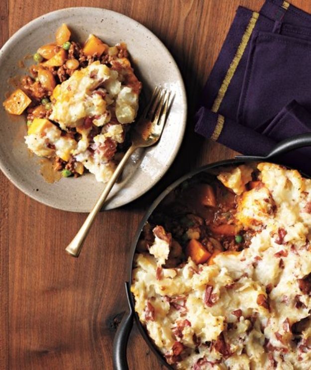 Best Casserole Recipes - Cottage Pie - Healthy One Pan Meals Made With Chicken, Hamburger, Potato, Pasta Noodles and Vegetable - Quick Casseroles Kids Like - Breakfast, Lunch and Dinner Options - Mexican, Italian and Homestyle Favorites - Party Foods for A Crowd and Potluck Dishes http://diyjoy.com/best-casserole-recipes