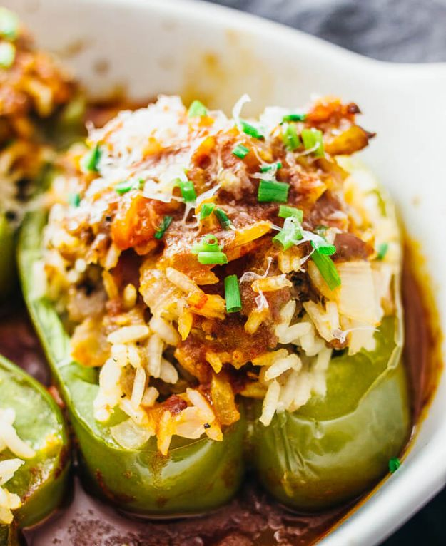 Best Italian Recipes - Easy Italian Stuffed Peppers - Authentic and Traditional italian dishes For Dinner, Appetizers, and Easy Lunch - Pasta with Chicken, Lasagna, Noodles With Cheese, Healthy Recipe Ideas - Party Trays and Food For A Crowd - Fettucini, Spaghetti, Alfredo Sauce, Meatballs, Grilled Steak and Fish, Soup, Seafood, Vegetarian and Crockpot Versions #italian #italianfood #recipes #italianrecipes http://diyjoy.com/best-italian-recipes