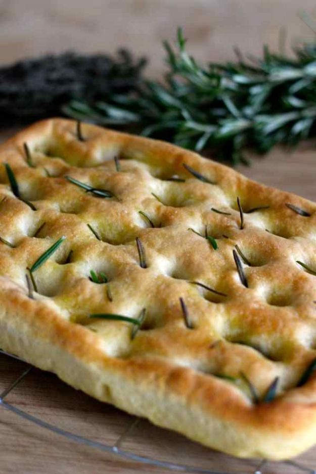 Best Italian Recipes - Focaccia Di Genova - Authentic and Traditional italian dishes For Dinner, Appetizers, and Easy Lunch - Pasta with Chicken, Lasagna, Noodles With Cheese, Healthy Recipe Ideas - Party Trays and Food For A Crowd - Fettucini, Spaghetti, Alfredo Sauce, Meatballs, Grilled Steak and Fish, Soup, Seafood, Vegetarian and Crockpot Versions #italian
