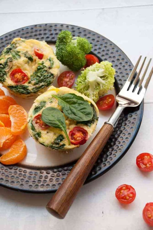 Keto Breakfast Recipes - High Protein Breakfast Egg Muffin - Low Carb Breakfasts and Morning Meals for the Ketogenic Diet - Low Carbohydrate Foods on the Go - Easy Crockpot Recipes and Casserole - Muffins and Pancakes, Shake and Smoothie, Ideas With No Eggs #keto