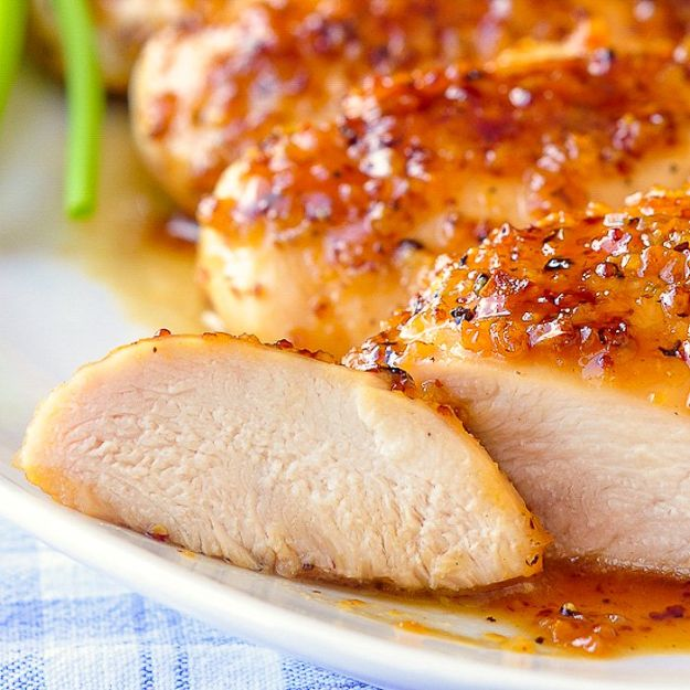 Chicken Breast Recipes - Honey Dijon Garlic Chicken Breasts - Healthy, Easy Chicken Recipes for Dinner, Lunch, Parties and Quick Weeknight Meals - Boneless Chicken Breast Casserole Recipes, Oven Baked Ideas, Crockpot Chicken Breasts, Marinades for Grilled Foods, Salads, Shredded Chicken Tacos, Creamy Pasta, Keto and Low Carb, Mexican, Asian and Italian Food #chicken #recipes #healthy