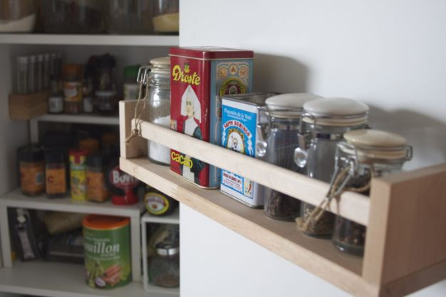 IKEA Hacks for Your Kitchen - IKEA Kitchen Storage Solutions - DIY Furniture and Kitchen Accessories Made from IKEA - Kitchen Islands, Cabinets, Table, Pantry Organization, Storage, Shelves and Counter Solutions - Bar, Buffet and Entertaining Ideas - Easy Projects With Step by Step Tutorials and Instructions to Hack IKEA items #ikea #ikeahacks #diyhomedecor #diyideas #diykitchen