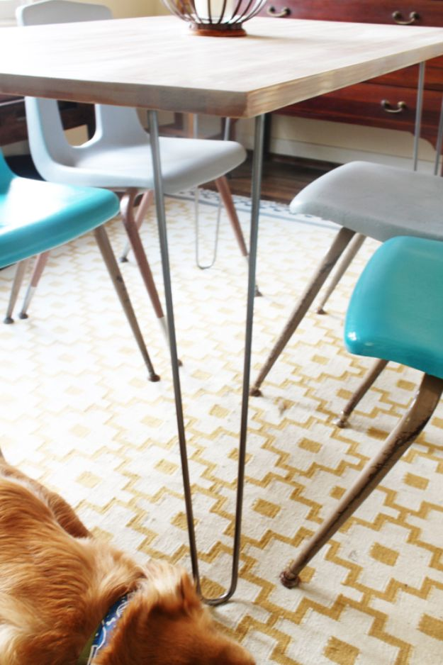 IKEA Hacks for Your Kitchen - Ikea Hack - Dining Room Table - DIY Furniture and Kitchen Accessories Made from IKEA - Kitchen Islands, Cabinets, Table, Pantry Organization, Storage, Shelves and Counter Solutions - Bar, Buffet and Entertaining Ideas - Easy Projects With Step by Step Tutorials and Instructions to Hack IKEA items #ikea #ikeahacks #diyhomedecor #diyideas #diykitchen