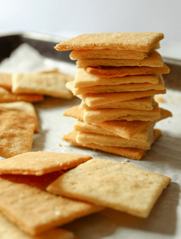 Keto Snacks - Keto Butter Crackers – Keto Friendly - Keto Snack Recipes and Easy Low Carb Foods for the Ketogenic Diet On the Go #keto #ketodiet #ketorecipes
