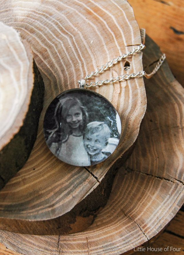Dollar Tree Crafts - Personalized Glass Bead Necklace - DIY Ideas and Crafts Projects From Dollar Tree Stores - Easy Organizing Project Tutorials and Home Decorations- Cheap Crafts to Make and Sell #dollarstore #dollartree #dollarstorecrafts #cheapcrafts #crafts #diy #diyideas