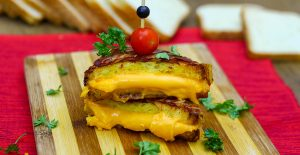 This Bacon Wrapped Grilled Cheese Just Won Sandwiches Forever