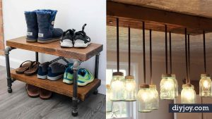 34 Industrial Style DIY Ideas