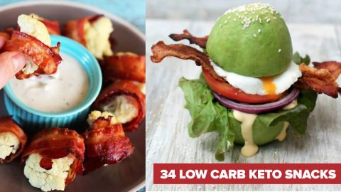 34 Keto Snacks for Your Low Carb Diet | DIY Joy Projects and Crafts Ideas