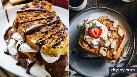 34 French Toast Recipes | DIY Joy Projects and Crafts Ideas