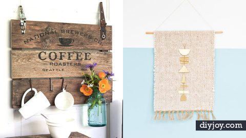 50 Cheap DIY Home Decor Projects