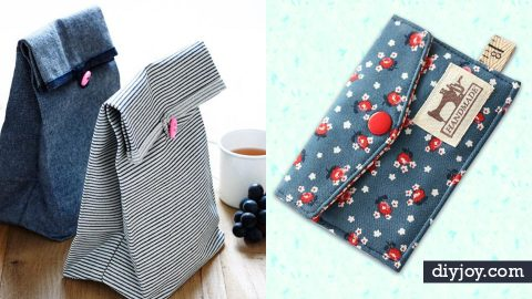 50 Sewing Projects for Beginners   DIY Joy Projects and Crafts Ideas