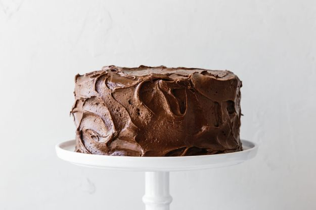 DIY Birthday Cakes - Amazing Paleo Chocolate Cake - How To Make A Birthday Cake With Step by Step Tutorial - Bake Homemade Cakes for Special Occasions and Birthdays With These Best Birthday Cake Recipes - Fancy Chocolate, Basic Vanilla Buttercream easy cakes recipes birthdays