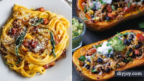 35 Butternut Squash Recipes | DIY Joy Projects and Crafts Ideas