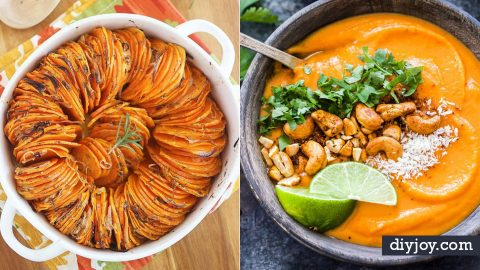 36 Sweet Potato Recipes | DIY Joy Projects and Crafts Ideas