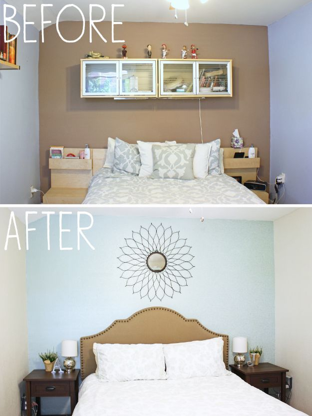 Wallpaper Tips and Tricks - Hang Peel & Stick Wallpaper - Easy DIY Wallpapering Tutorials - How to Hang Wall Paper for Beginners - Step by Step Instructions and Cool Hacks for Hanging Wall Papers http://diyjoy.com/wallpaper-tips-tricks